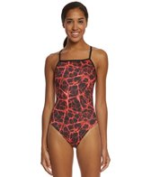 sporti-polyester-shockwave-thin-strap-one-piece-swimsuit