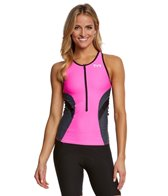 TYR Women's Competitor Tri Tank with Bra