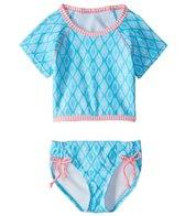 Platypus Australia Girls' Tribal Cropped Bikini Set (4-14)