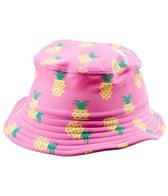 Platypus Australia Girls' Vintage Floral Bucket Hat