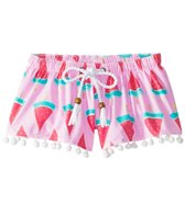 Snapper Rock Girls' Watermelon Swim Shorts (6-14)