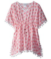 Snapper Rock Girls' Starfish Kaftan Cover Up (2T-14)