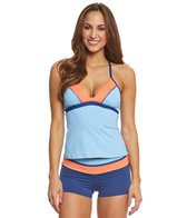Swim Systems Saltwater Gidget Tankini Top