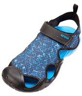 Crocs Men's Swiftwater Graphic Sandal