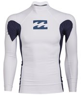 Billabong Men's All Day Wave Performance Fit Long Sleeve Rashguard
