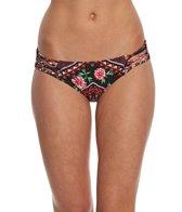 Gossip Wild Flower Cheeky Hipster Bikini Bottom
