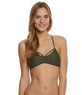 Gossip Malibu Solid Bralette Bikini Top