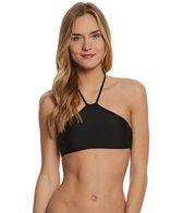 Gossip Malibu Solid Halter Bikini Top