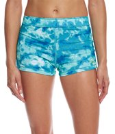 Speedo Turnz Women's Cloud Game Swimsuit Short
