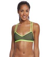 Speedo Women's Endurance Lite Mesh Bikini Top