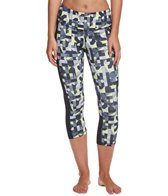 Brooks Women's Greenlight Printed Capri