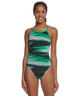 Speedo Endurance+ Women's Havoc State Flyback One Piece Swimsuit