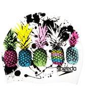 speedo-tropical-holiday-silicone-swim-cap