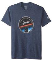 Speedo Men's Retro Patch T Shirt