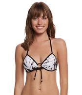 Reef Desert Palms Sweetheart Bikini Top