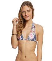 Stone Fox Swim Flor Gitano Natasha Strappy Triangle Bikini Top