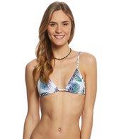 Stone Fox Swim Petrogleaf Sol Bikini Top