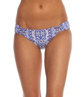 Aerin Rose Teja Rogue Strap Bikini Bottom