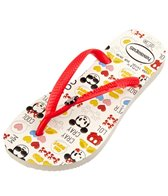 Havaianas Girl's Slim Disney Cool Flip Flop