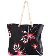 Roxy Printed Tropical Vibe Beach Bag