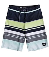 Quiksilver Boy's Everyday Stripe Vee 19'' Boardshort (8-20)