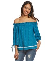 MINKPINK Stargazer Off Shoulder Top