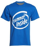 AMBRO Manufacturing Unisex Swimmer Inside T Shirt