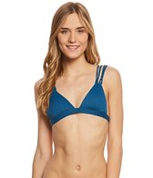 B.Swim Deep Ocean Tropic Flip Bikini Top