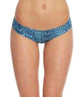 B.Swim Luna Stripe Sassy Bikini Bottom