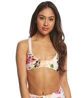B.Swim Hanalei Fields Oasis Bralette Bikini Top