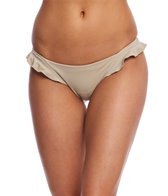 Indah Flurry Solid Triangle Bikini Bottom