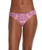 Betsey Johnson Princess Charming Hipster Bikini Bottom