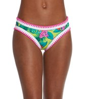 Betsey Johnson Betsey's Tropical Escape Hipster Bikini Bottom