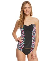 Betsey Johnson Ballerina Rose Tankini Top
