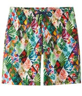 Funky Trunks Men's Jungle Jam Long Jonny Boardshort