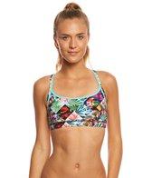 Funkita Women's Jungle Jam Bikini Top