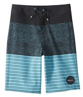 RVCA Boy's Sinner Stripe Trunk