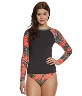 Eidon Swimwear Agave Zema L/S Rashguard