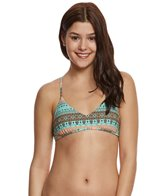 Eidon Swimwear Wayfarer Madison Fixed Triangle Bikini Top