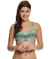 Eidon Swimwear Wayfarer Madison Fixed Triangle Bikini Top (D/DD Cup)