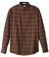 Matix Men's Buffalo Herringbone Long Sleeve Flannel
