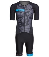 2XU Men's X VENT Exclusive Short Sleeved Trisuit