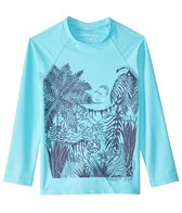 Tiger Joe Boy's Retro Explorer Long Sleeve Swim Shirt (2-8)