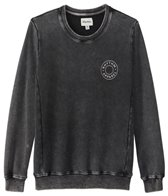 Rhythm Men's Washed Out Crew Neck Sweater