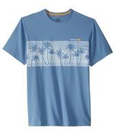 Quiksilver Men's Chill Short Sleeve Surf Shirt