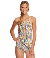 Volcom Tidal Motion One Piece Swimsuit