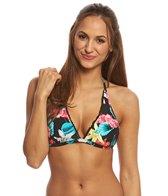 Seafolly Island Vibe Action Back Halter Bikini Top