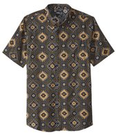 O'Neill Men's Abro-Geo Short Sleeve Shirt