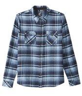 O'Neill Men's Butler Flannel Long Sleeve Shirt
