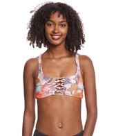 Maaji Swimwear Citrus Follower Sporty Bikini Top